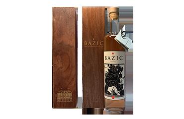 Flaschenverpackung aus Holz